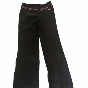 Nike Dri-Fit Black Yoga Pants ( S )